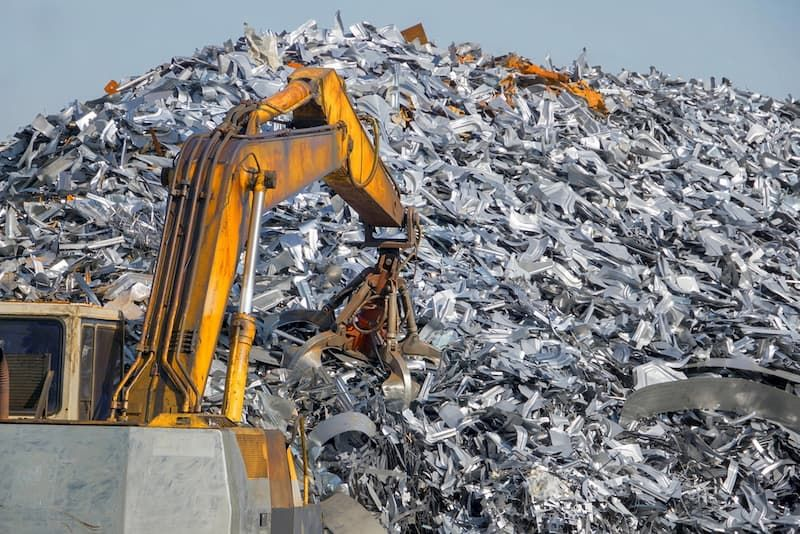 4 Benefits of Recycling Your Scrap Metal