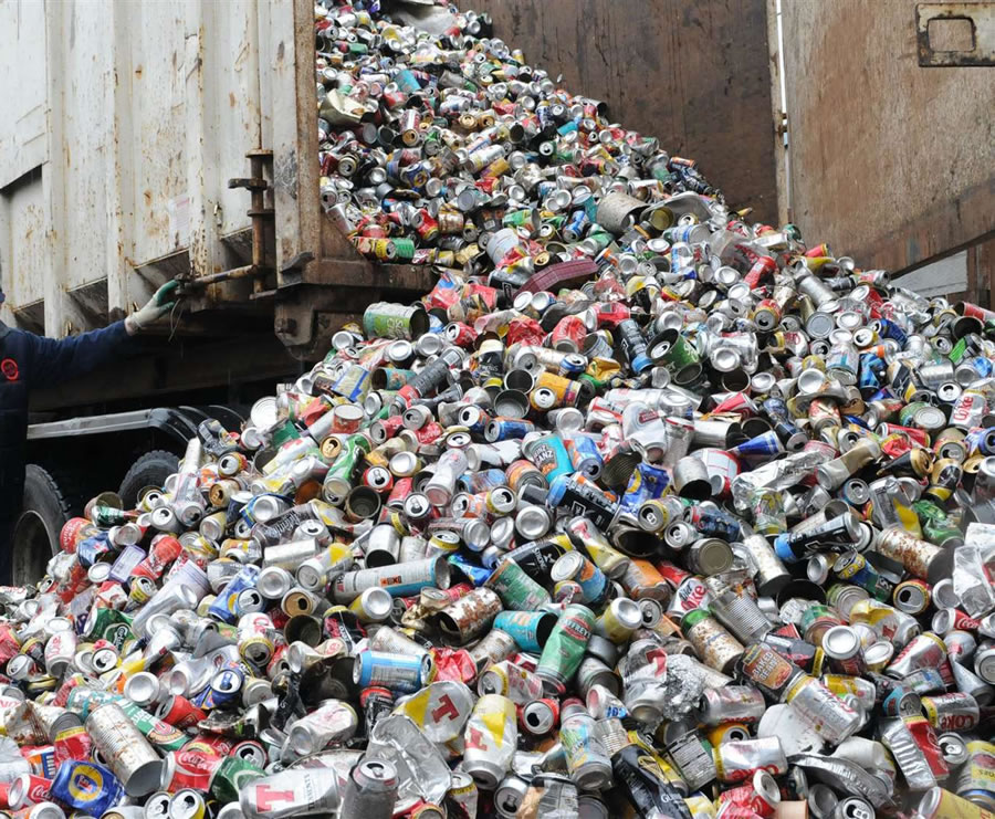 How Recycling Scrap Metal Helps Reduce Greenhouse Gases