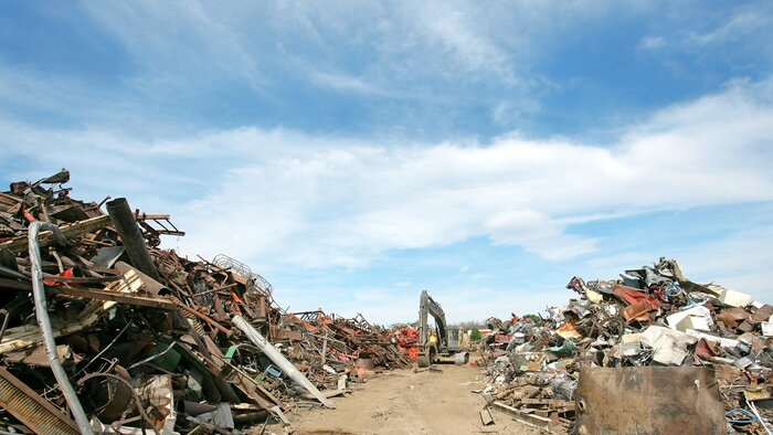 How Scrap Metal Recycling Can Save The Planet