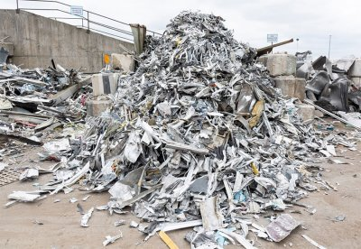 The 4 Common Types of Scrap Steel