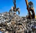 Preparing Scrap Metal for the Recycling Yard