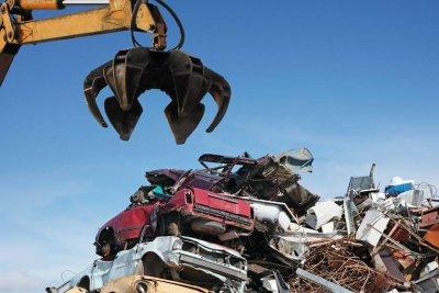 Junk Car Recycling